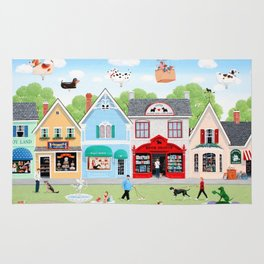 Dog Lovers Lane Rug