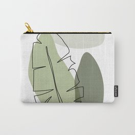 Living foliage Carry-All Pouch