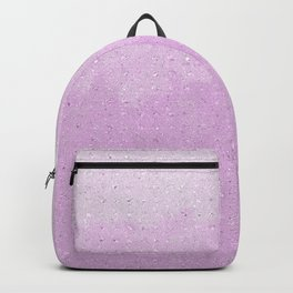 Lovely Lavender Lines Backpack