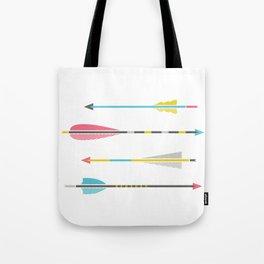 Native Arrows Tote Bag