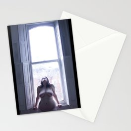Nude Window Stationery Cards