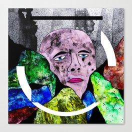 #003 Canvas Print