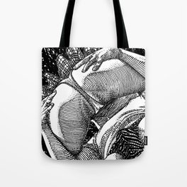 asc 682 - Les rendez-vous du crépuscule (Visitors in the twilight) #08 Tote Bag