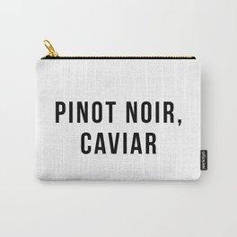 Pinot Noir, Caviar Carry-All Pouch