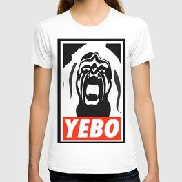YEBO WARRIOR T-shirt