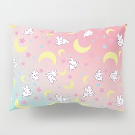 Sailor Moon Bunny's Pattern Pillow Sham