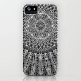 """""""Dream Snare"""", by Brock Springstead iPhone Case"""