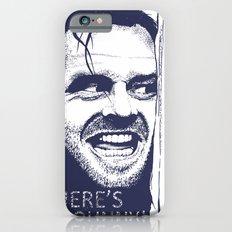 Here's Johnny! iPhone 6s Slim Case