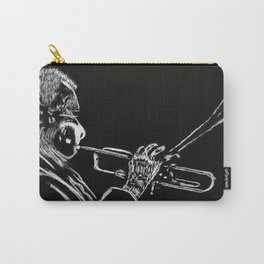 Dizzy Be Bop Carry-All Pouch