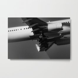 4X-EHD Metal Print