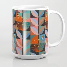Electric Pohutukawa Coffee Mug