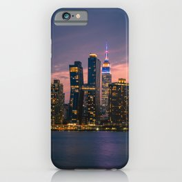Empire State New York City iPhone Case