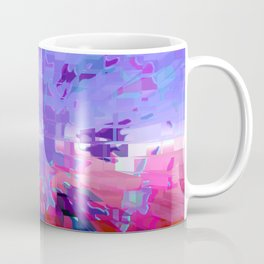 Left Planet Earth Coffee Mug