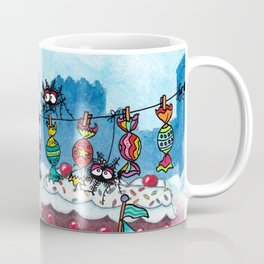Welcome to Cake Country Coffee Mug