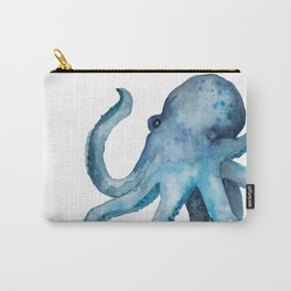 Blink the Octopus Carry-All Pouch