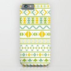 Christmas Jumper Pattern iPhone 6 Slim Case