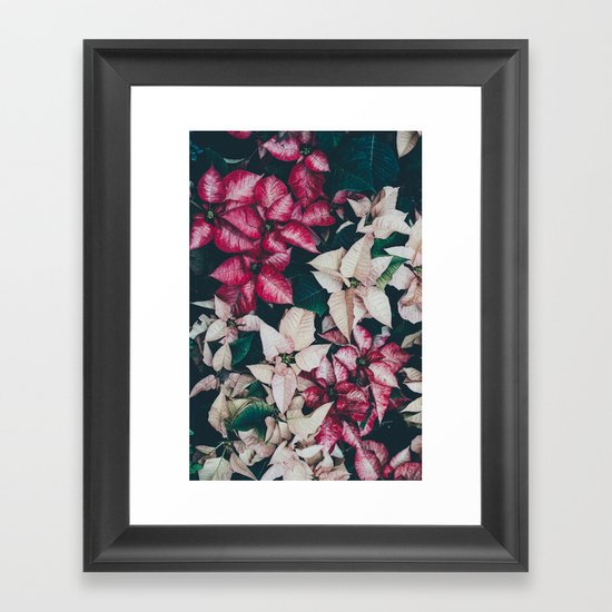Botanical Beauty Framed Art Print