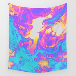 BREAK MY NOSE Wall Tapestry