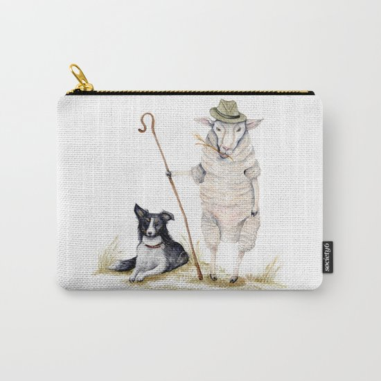 Sheepherd Sheep Carry-All Pouch