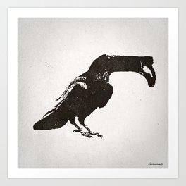 Corbotte Art Print