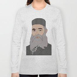 No Ban No Wall | Art Series - The Jewish Diaspora 005 Long Sleeve T-shirt