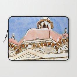 Taj Palace Laptop Sleeve