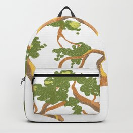 Arbutus Tree 2 Backpack