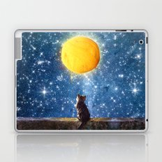A Yarn of Moon Laptop & iPad Skin