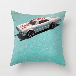 Little Car Throw Pillow