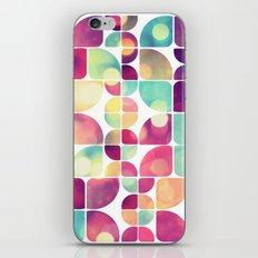 City Lights Pattern iPhone & iPod Skin