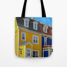 Jellybean Row Tote Bag