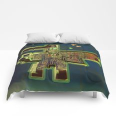 Good Vibes from the Robotic City Lab Comforters