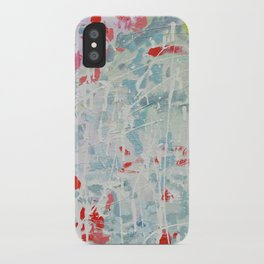 Smell of Rain iPhone Case