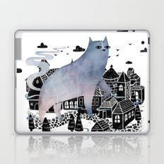 The Fog Laptop & iPad Skin