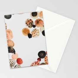 Abstract Samples 1 Stationery Cards