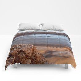 Atacama Desert Rock  Comforters