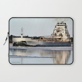 Great Republic Freighter Laptop Sleeve