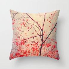 trees VI Throw Pillow