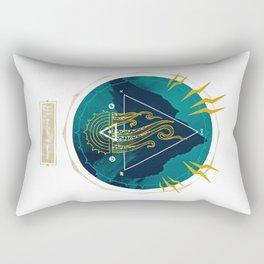 The Mountain o Madness Rectangular Pillow
