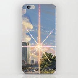 Your Name. iPhone Skin