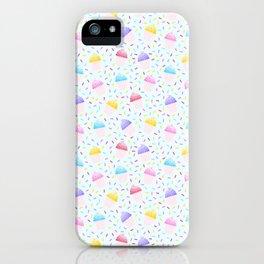 Must Love Sprinkles Cupcakes iPhone Case