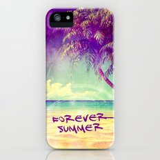 FOREVER SUMMER - FOR IPHONE Slim Case iPhone (5, 5s)