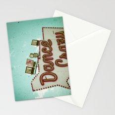 Dance Crazy Stationery Cards