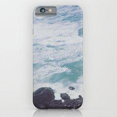 Ocean Coast - Seals in the Blue Sea Water Slim Case iPhone 6s