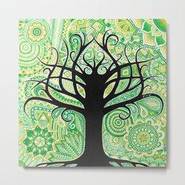 Tree of life ! Metal Print