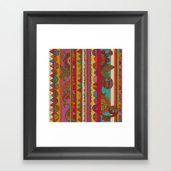 Oxaca Framed Art Print