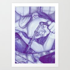 Thirst Art Print