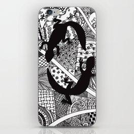 Gecko Pair iPhone Skin