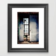 Unlocked Framed Art Print