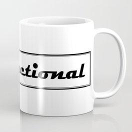 Dysfunctional logo Coffee Mug